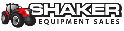 Shaker Equipment Sales
