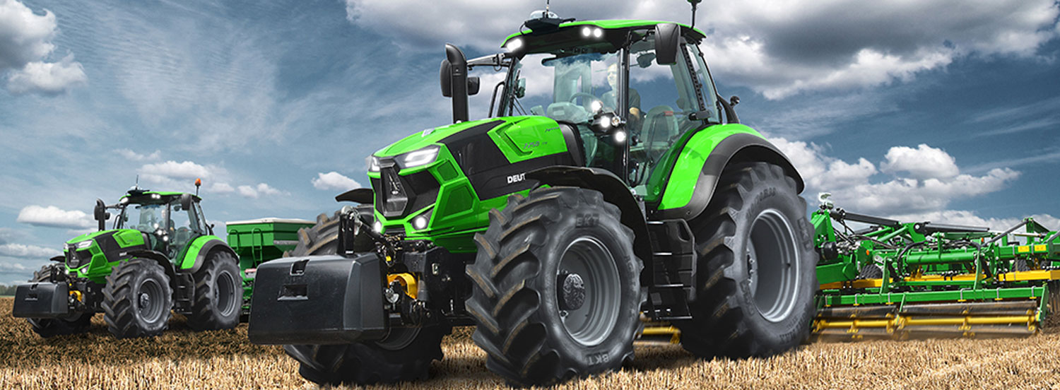 Deutz Farm machinery
